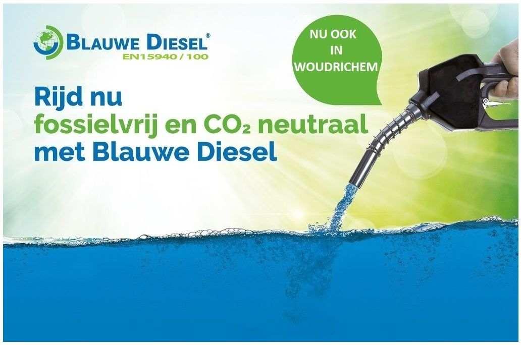 Blauwe Diesel 100
